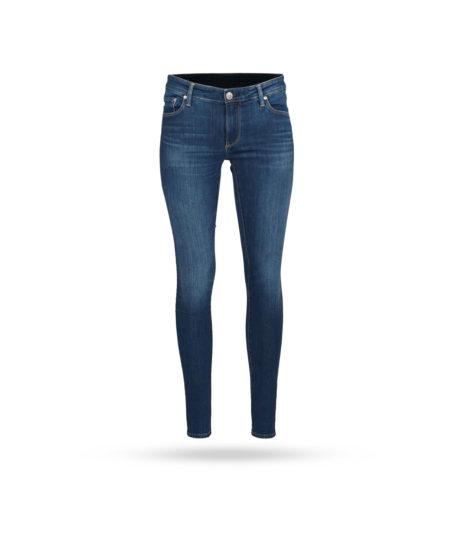 Adriano Goldschmied Legging Super Skinny Jeans Denim Tras1288